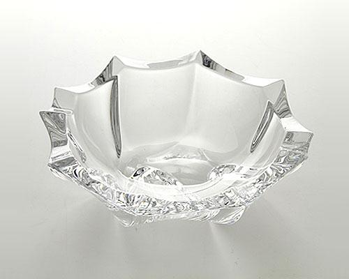 ボヘミアガラス カリプソ アッシュトレイ