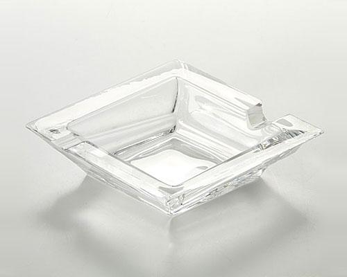 ボヘミアガラス セイル アッシュトレイ
