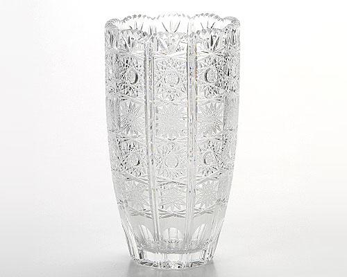 ボヘミアガラス 80756/255/15 ベース 25.5cm