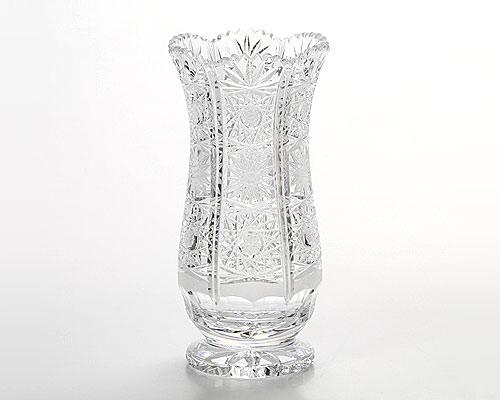 ボヘミアガラス 88330/205/15 ベース 20.5cm