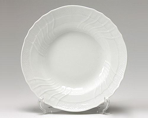 リチャードジノリ ベッキオホワイト スーププレート 24cm