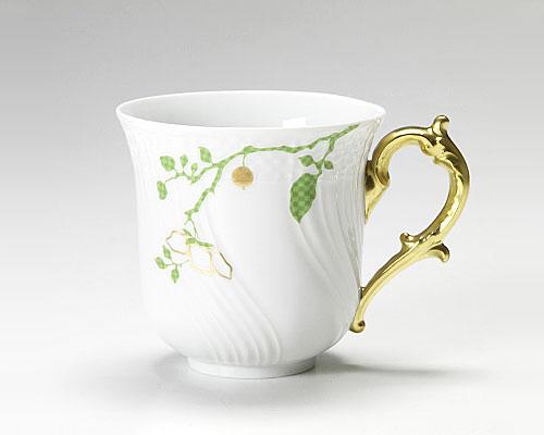 リチャードジノリ フィオーリ ヴェルディ マグカップ