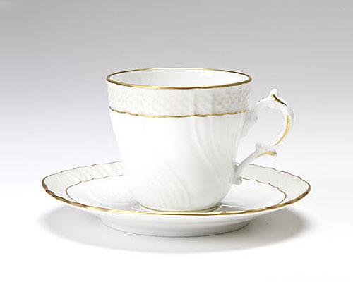 リチャードジノリ グレース コーヒーカップ&ソーサー