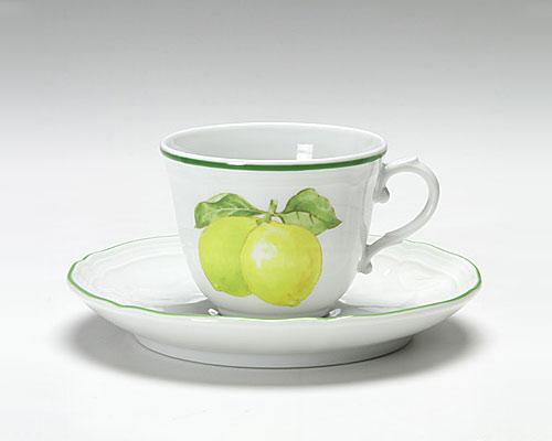 リチャードジノリ アンティコリモーネ コーヒーカップ&ソーサー