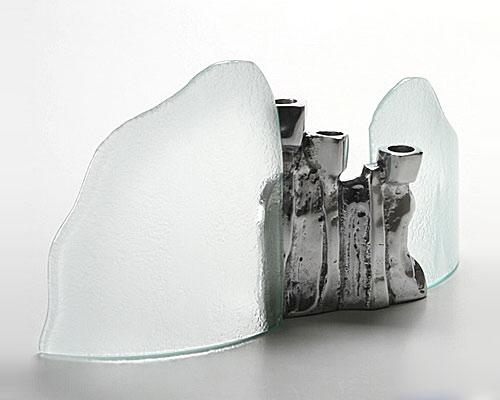 グラシアス サントリニ SAN-050 white キャンドルスタンド