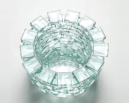 グラシアス キューブ CUB-040 white オブジェ
