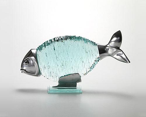 グラシアス オーシャン FISH-010 white フィッシュ