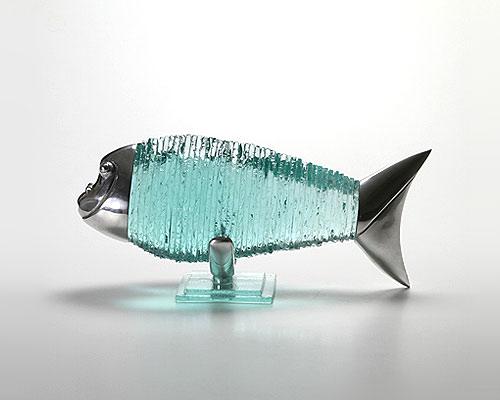 グラシアス オーシャン FISH-020 white フィッシュ