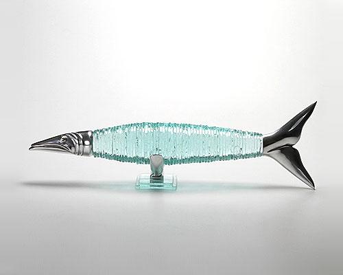 グラシアス オーシャン FISH-030 white フィッシュ