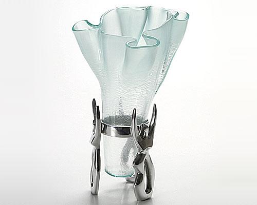 グラシアス ヘラ HER-040 white ベース(花瓶)