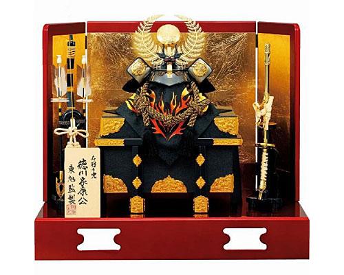 五月人形 兜飾り 徳川家康 15号