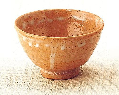 萩焼 抹茶碗 枇杷井戸型 小松健作 桐箱付