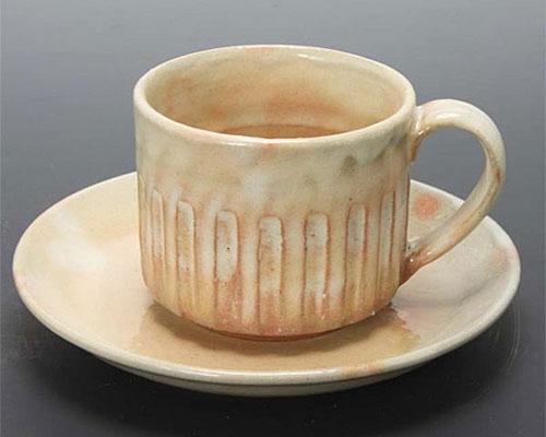 萩焼 碗皿 御本手碗皿