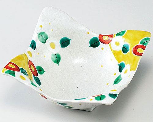 九谷焼 鉢 6.5号鉢 花盛