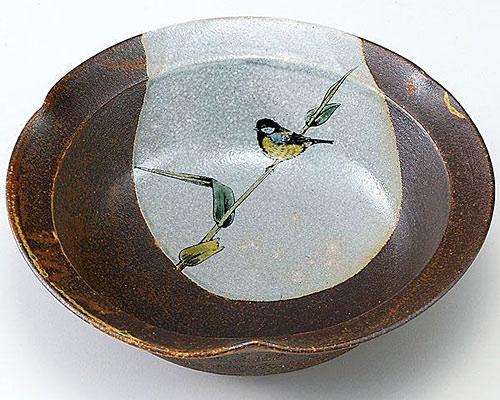 九谷焼 鉢 6号鉢 のどか 陶志窯