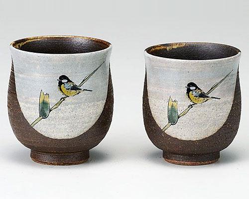 九谷焼 組湯呑 のどか 陶志窯