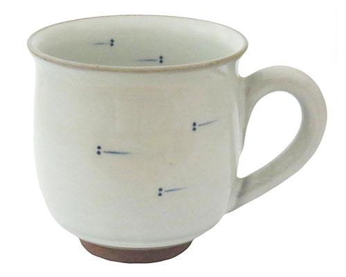 京焼・清水焼 関窯 マグカップ メダカ