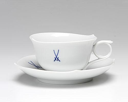 マイセン 剣マーク コレクション ティーカップ&ソーサー 170cc