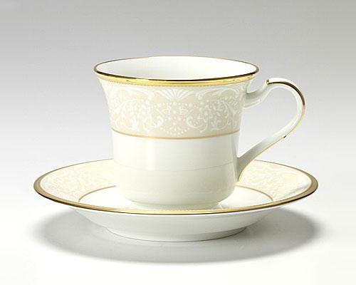 ノリタケ ホワイトパレス アメリカン碗皿
