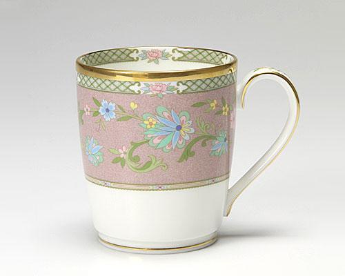 ノリタケ ヨシノ マグカップ ピンク
