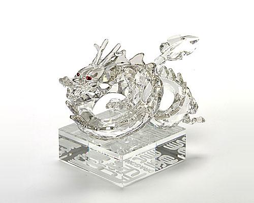 スワロフスキー ドラゴン 「干支コレクション」 龍(辰)
