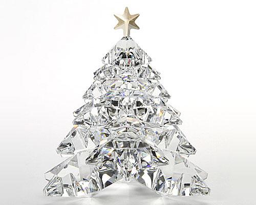 スワロフスキー クリスマスツリー シャイニングスター