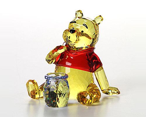 スワロフスキー クマのプーさん