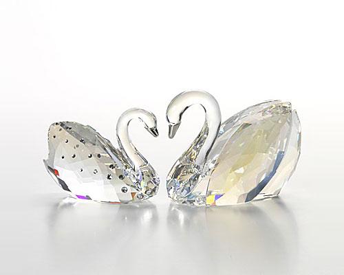 スワロフスキー Love Swans