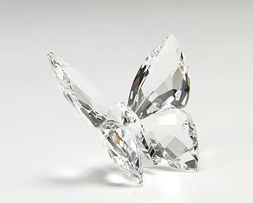 スワロフスキー チョウ Crystal